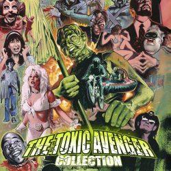 Toxic Avenger Trilogy