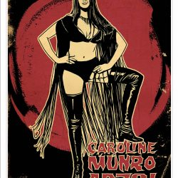 Caroline Munro AD72