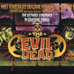 Evil Dead quad