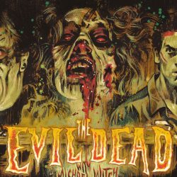 Evil Dead combo
